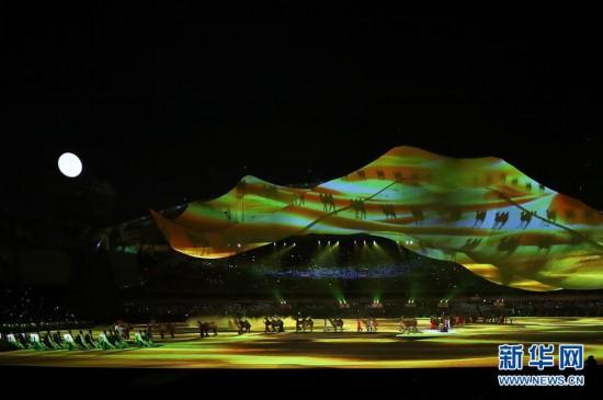 (军运会)(78)第七届世界军人运动会在武汉开幕