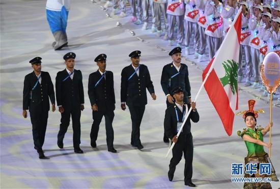 (军运会)(19)第七届世界军人运动会在武汉开幕