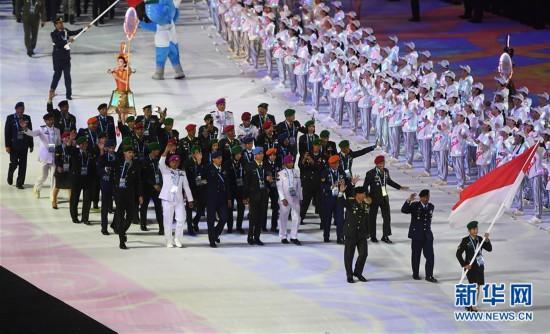 (军运会)(52)第七届世界军人运动会在武汉开幕