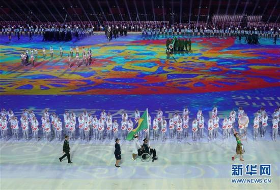 (军运会)(9)第七届世界军人运动会在武汉开幕