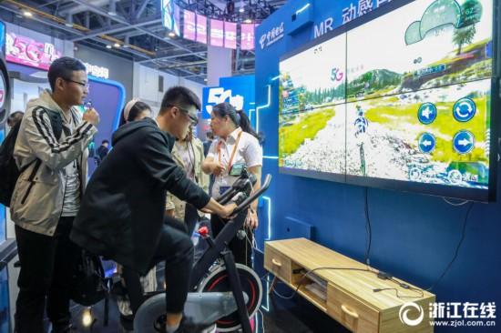快来国博看机器人展第五届中国(