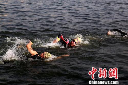 北京国际铁三落下战幕西班牙选手