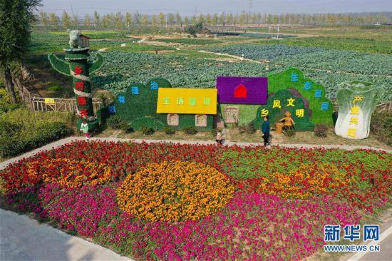 江苏徐州:建设美丽乡村提升村民