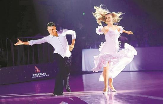 粤港澳大湾区体育舞蹈公开赛深圳南山开赛