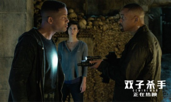 """《双子杀手》120帧超级3D视效 被赞""""重新定义电影"""""""