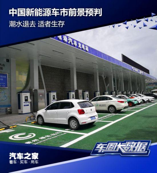 《车圈大数据》:新能源车2020年可实现200万辆的产销目标
