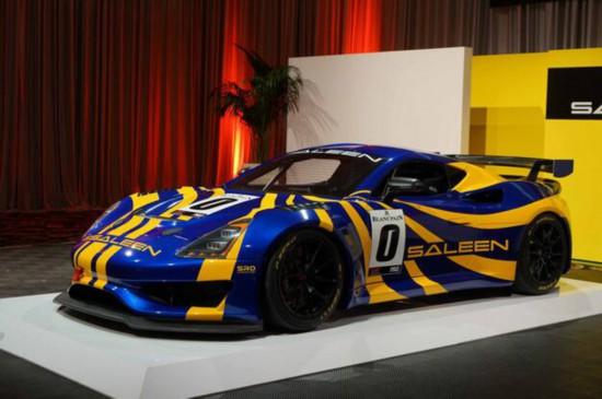 赛麟正式在美发布赛麟GT4概念车
