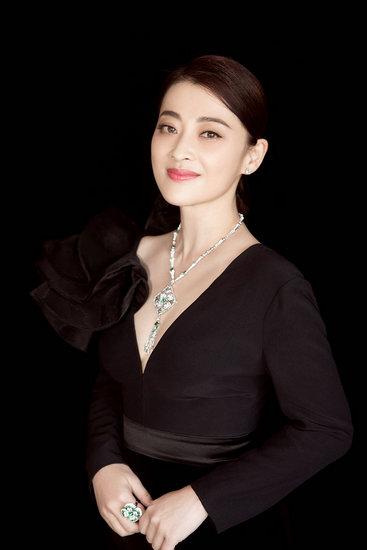 气质迷人的演技派女星 俞飞鸿温和低调成熟内敛