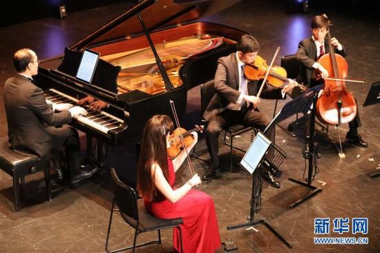 中国交响乐团首次在新西兰演出受