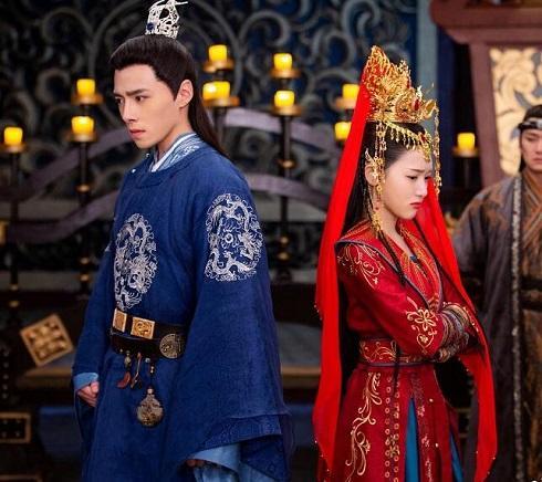 明月照我心剧情简介 李谦为什么娶李明月为妃 乔慧兰结局是什么