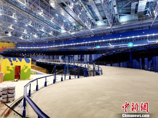 广州再添文旅项目 融创体育世界首揭面纱