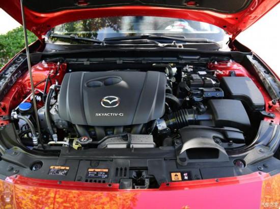 一汽馬自達 馬自達CX-4 2020款  2.5L 自動四驅頂配版