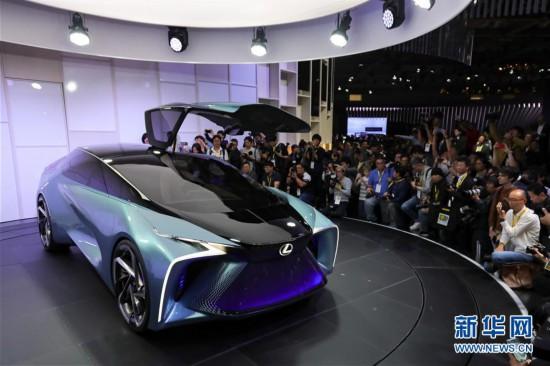 (国际)(1)东京车展主打概念车