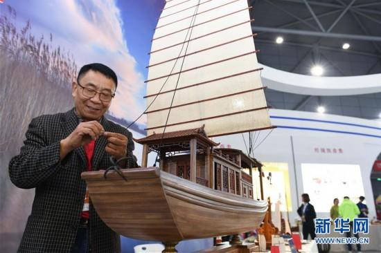 (文化)(3)第十三届合肥国际文化博览会开幕