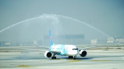 北京大兴国际机场国际及港澳台航线正式开航