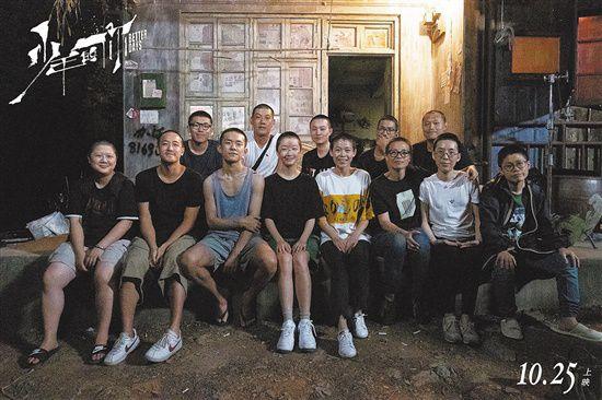 《少年的你》導演曾國祥:易烊千璽演壞男孩會緊張