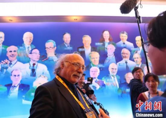全球顶尖科学家云集上海。 张亨伟 摄