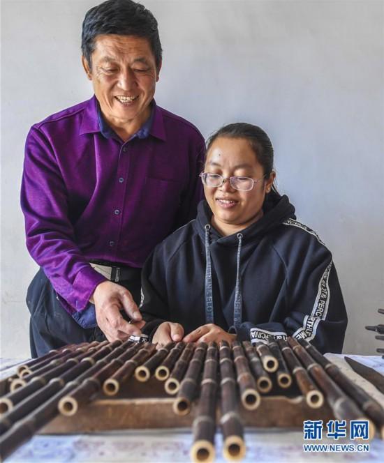 (文化)(2)河北景县:传统制笙工艺薪火相传