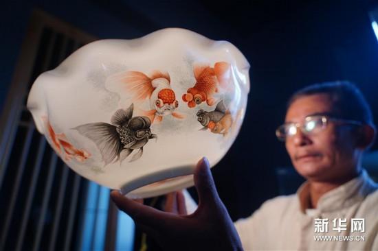(文化)(1)景德鎮薄胎瓷:0.15毫米的極致匠心