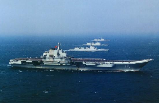 美上将渲染中国航母将进印度洋 专家:为围堵中国找借口