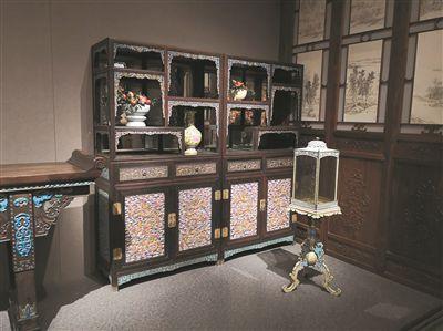 """故宫里的广式家具怎一个""""豪""""字"""