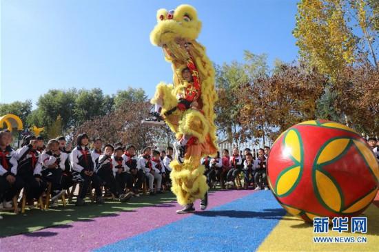 (教育)(1)河北丰润:民俗传统文化进校园