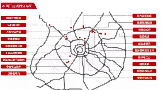 上周大成都入市新房5872套整体中签率约27%
