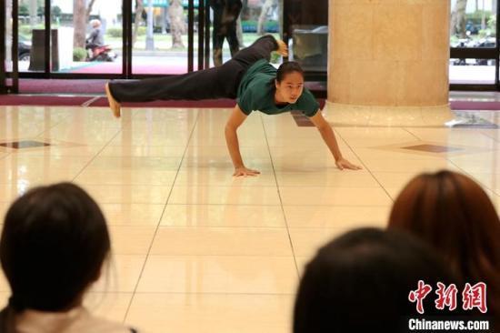云门舞集连续第19年在台湾举行社区巡演