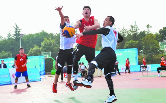 成都市第六届全民健身运动会落幕