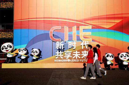 """中國消費吸引全球目光——進博會成海外""""爆款""""進入中國的""""加速器"""""""