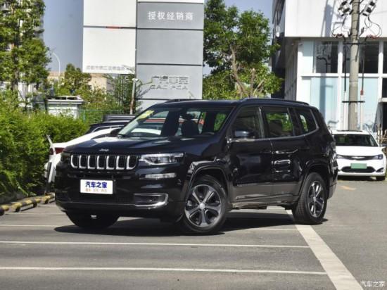广汽菲克Jeep 指挥官新能源 2019款 插电混动版