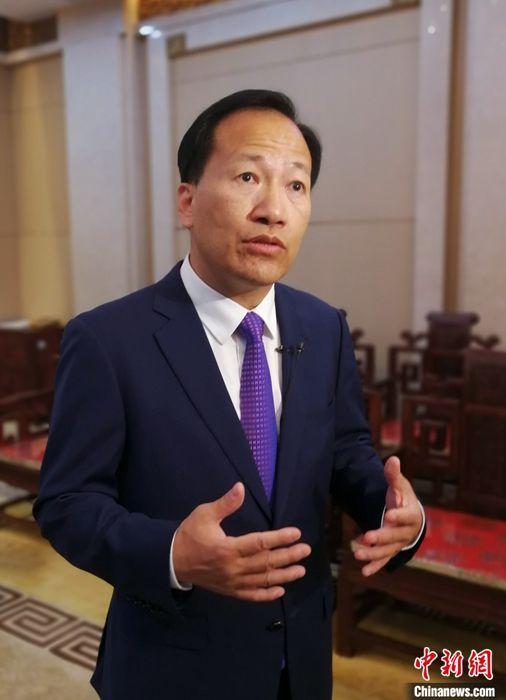 美东华人社团联合总会主席梁冠军:建好粤港澳大湾区需发挥海外侨胞独特优势