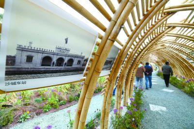 京张铁路遗址公园正以新的面孔回归城市
