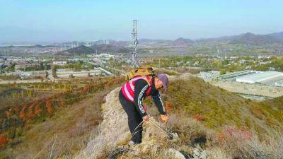 海拔千米上的守护 延庆128名村民任长城守护员