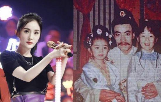 女星第一次演戏的样子:赵丽颖青涩,郑爽清纯,杨幂奶萌