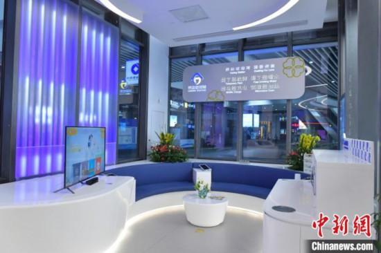 """""""5G+智能银行""""亮相国家会展中心(上海)"""