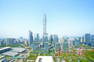 深圳前三季度经济运行数据发布前海发展不容小觑
