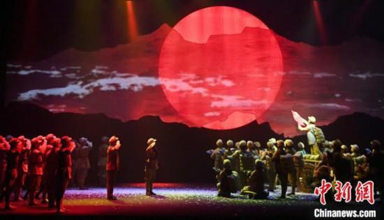 闽剧《生命》亮相中国戏剧节古装戏向现代戏华丽转身
