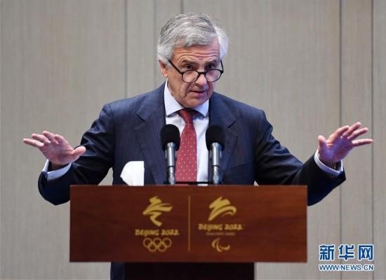 (体育)(2)北京冬奥组委获得可持续性管理体系认证证书