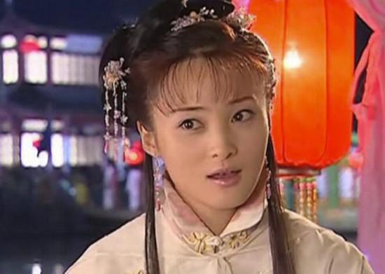 盘点娱乐圈姓蒋女星 蒋勤勤纯洁高贵倍受观众喜爱