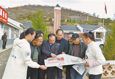 彭阳:基层党组织引导广大干部群众掀起学习热潮