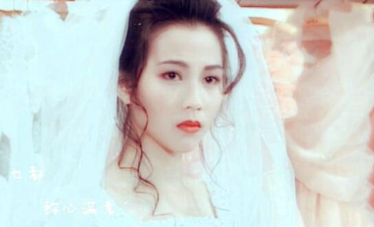 香港众女神婚纱造型谁最惊艳 林青霞满脸少女气息