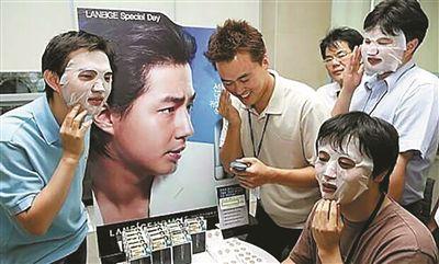 接受度越来越高 中国男性美妆消费 或进入黄金爆发时期