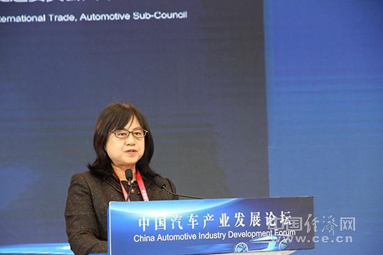 汽车市场进入新常态扩大开放合作是长期利好