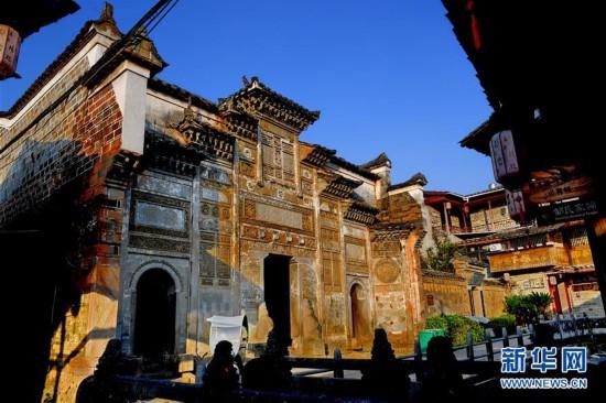 (美丽中国)(10)武夷山下古村落――下梅村