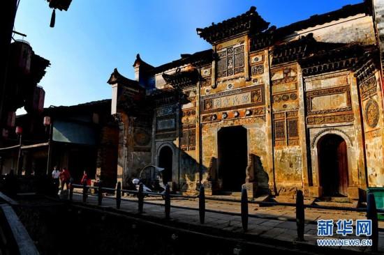 (美丽中国)(3)武夷山下古村落――下梅村