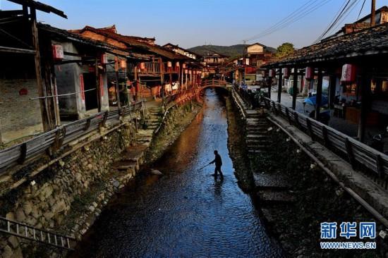 (美丽中国)(6)武夷山下古村落――下梅村