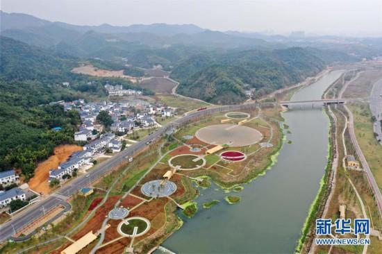 (社会)(1)江西萍乡:推进流域生态治理 打造秀美湖光山色