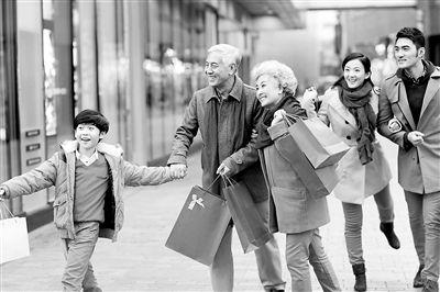 """银发消费在改变 """"新老年""""消费特点逐渐从生存型转向乐享型"""