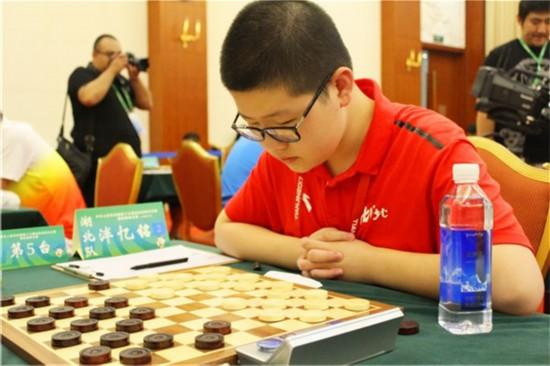 衢州智运会国际跳棋:为青少年提供机会